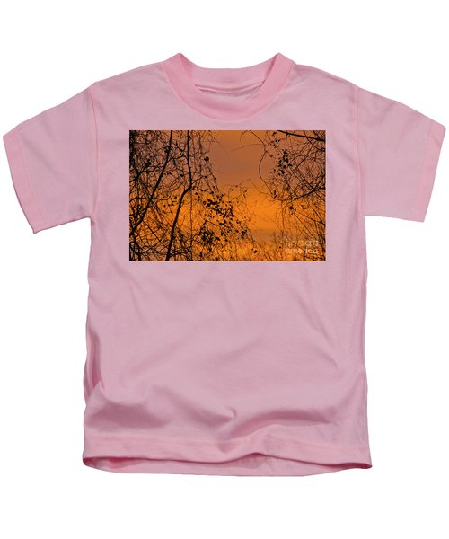Orange Kids T-Shirt