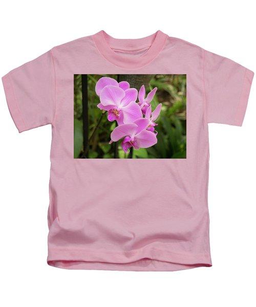 Orchid #6 Kids T-Shirt