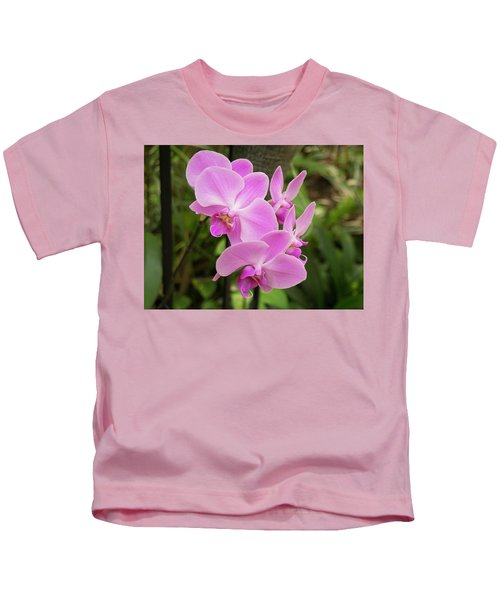 Orchid #6 Kids T-Shirt