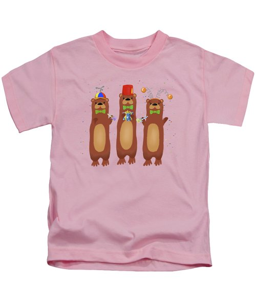 Otter Party And You Are Invited Kids T-Shirt