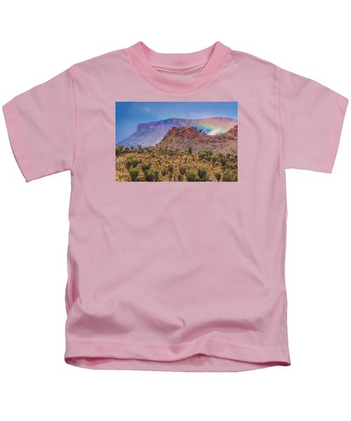 Outback Rainbow Kids T-Shirt