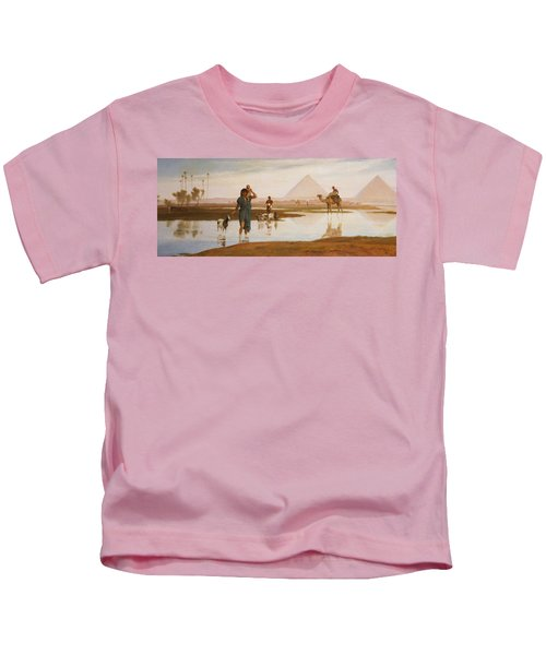 Overflow Of The Nile Kids T-Shirt