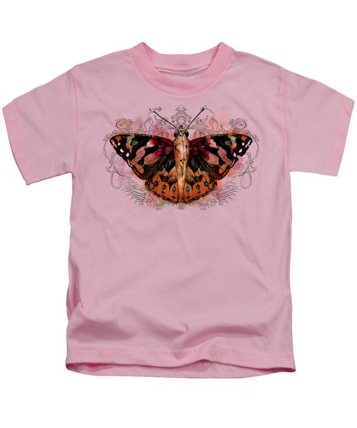 Painted Lady II Kids T-Shirt