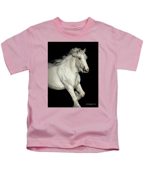 Palomino Portrait Kids T-Shirt