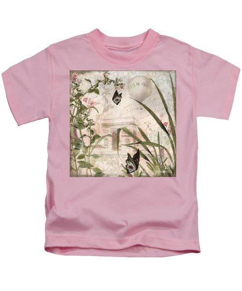 Paris Afternoon Kids T-Shirt
