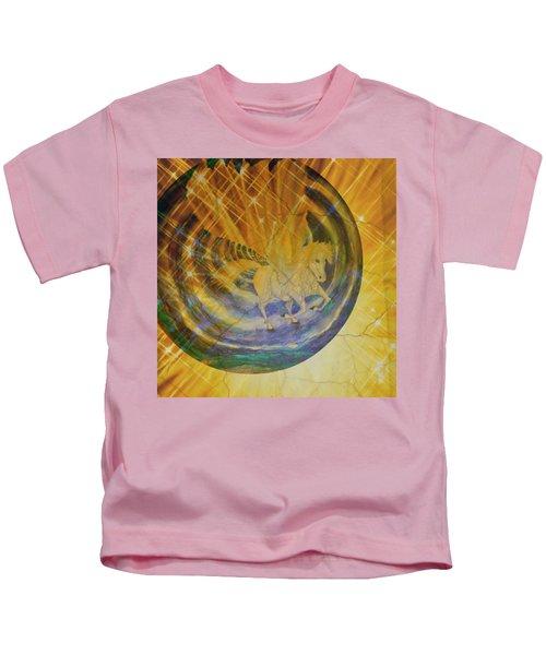 Pegasus Golden Ray Kids T-Shirt