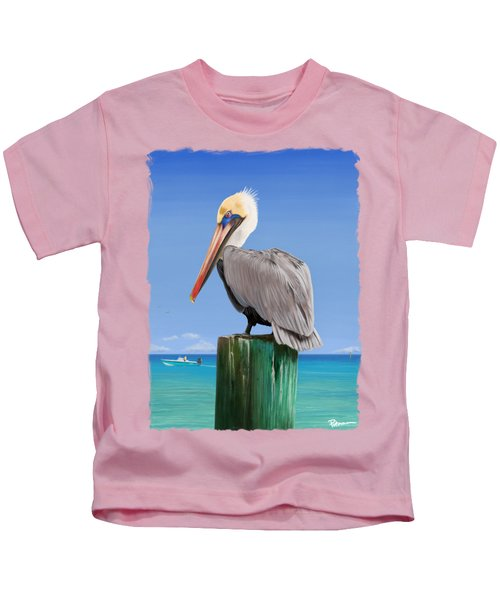 Pelicans Post Kids T-Shirt
