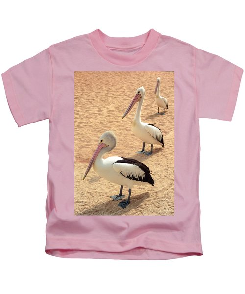 Pelicans Seriously Chillin' Kids T-Shirt