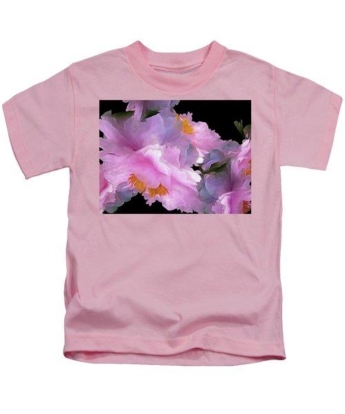 Petal Dimension 306  Kids T-Shirt