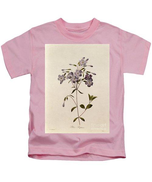 Phlox Reptans Kids T-Shirt