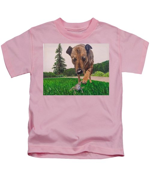 Play With Me Kids T-Shirt