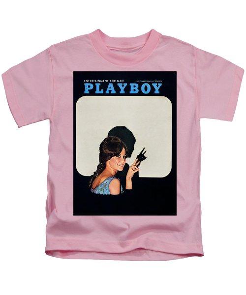 Playboy, September 1963 Kids T-Shirt