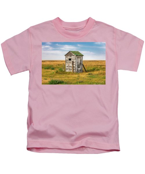 Pendroy Outhouse Kids T-Shirt