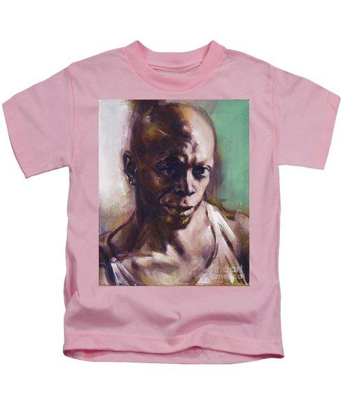 Portrait Of Don Pullen Kids T-Shirt