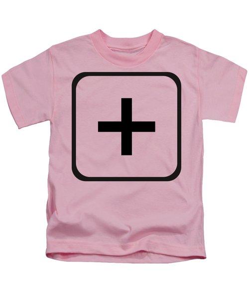 Positive Art Kids T-Shirt
