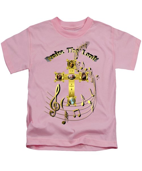 Praise The Lord Kids T-Shirt