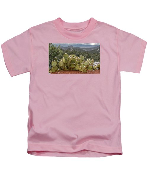 Cactus Country Kids T-Shirt