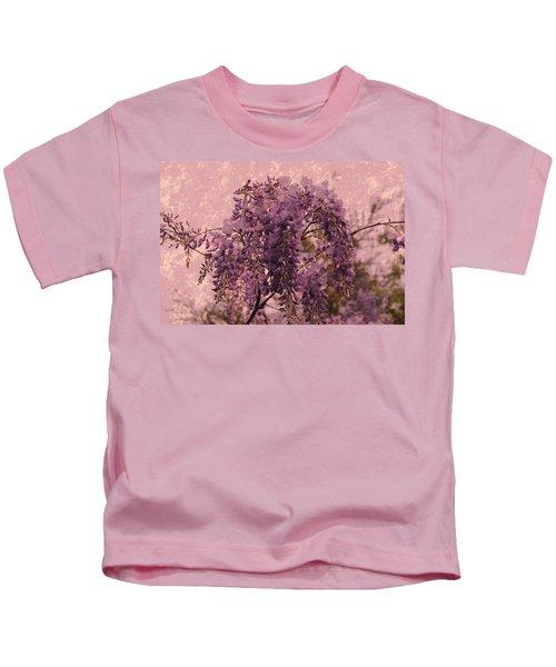 Purple Pleasures Kids T-Shirt