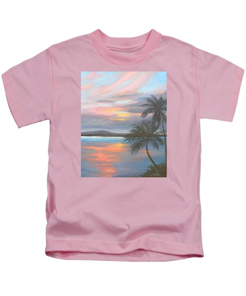 Pv Skies  Kids T-Shirt
