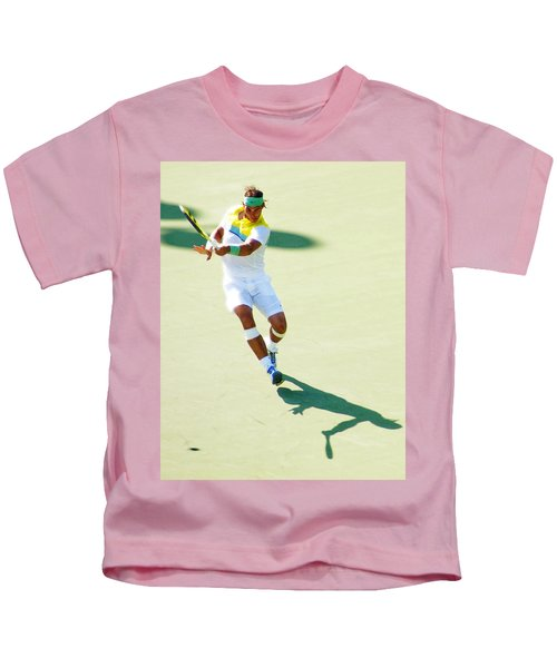 Rafael Nadal Shadow Play Kids T-Shirt