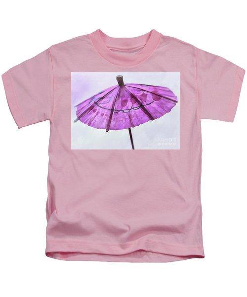 Rain Down On Me Kids T-Shirt