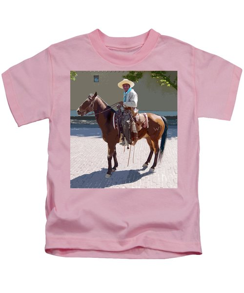Real Cowboy Kids T-Shirt