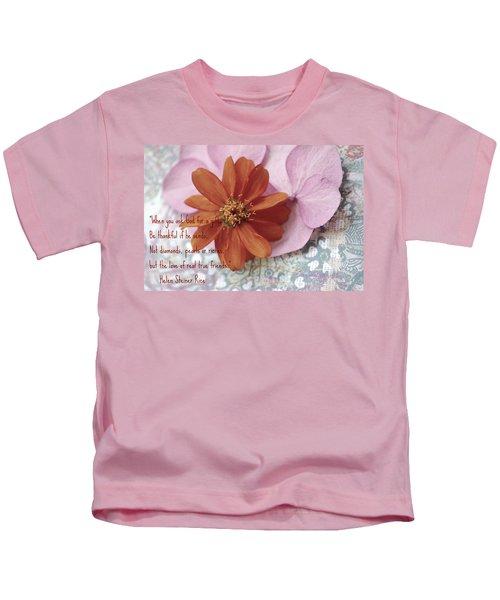 Real True Friends Kids T-Shirt