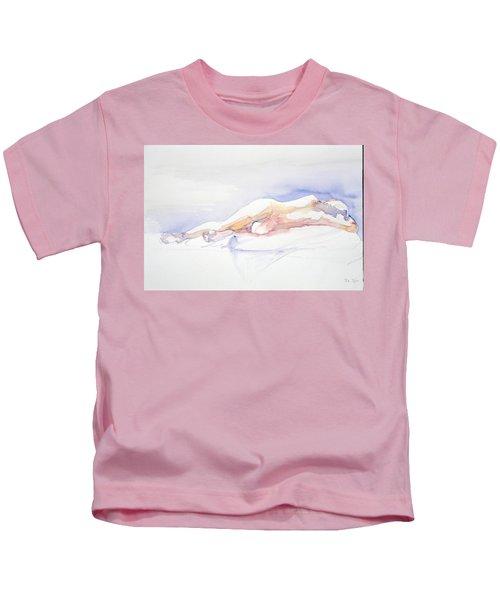 Reclining Figure  Kids T-Shirt
