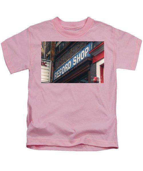 Record Shop Kids T-Shirt