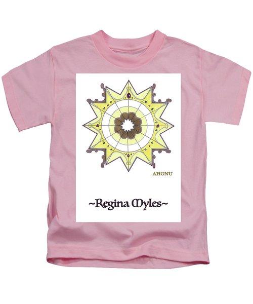 Regina Soul Portrait Kids T-Shirt