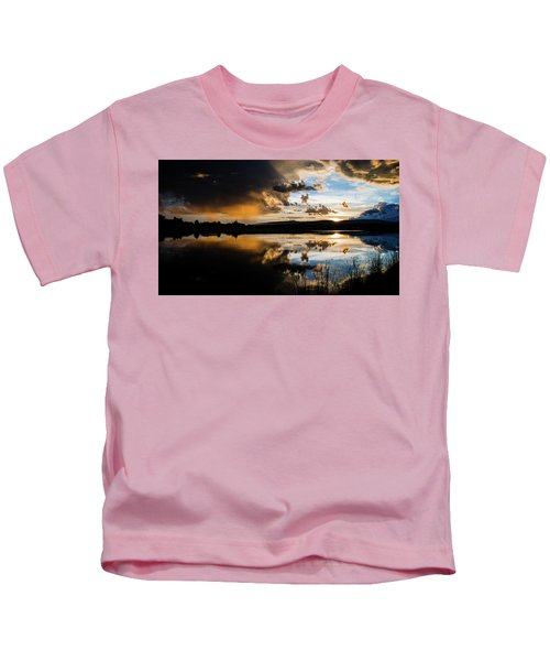 Remains Untrusted Kids T-Shirt