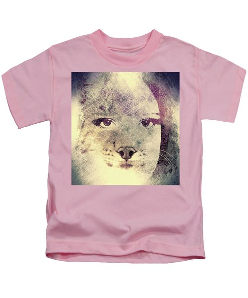Resistance Of The Pussy Cat Kids T-Shirt