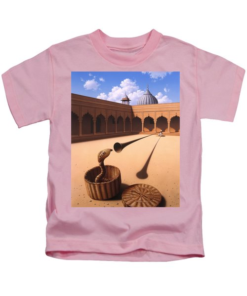 Risk Management Kids T-Shirt