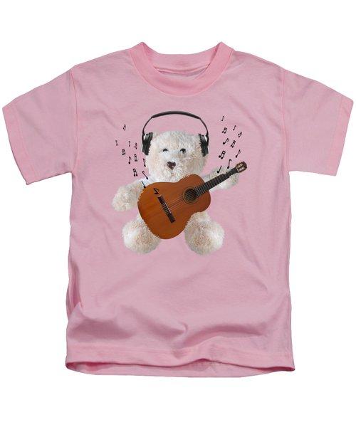 Rockin Teddy Kids T-Shirt