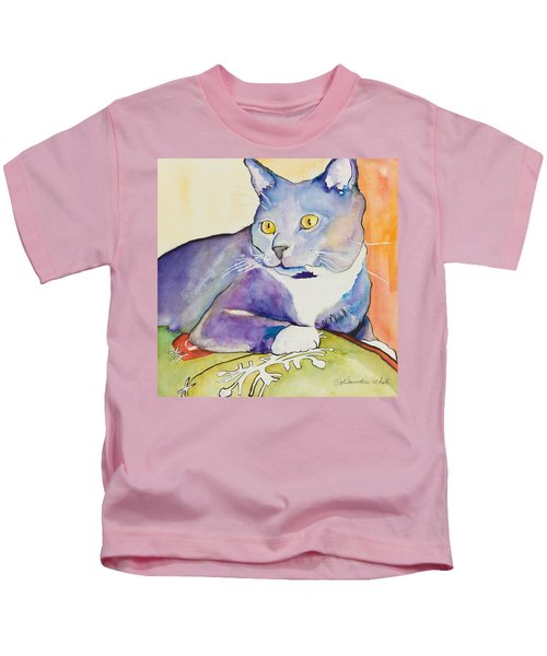 Rocky Kids T-Shirt by Pat Saunders-White