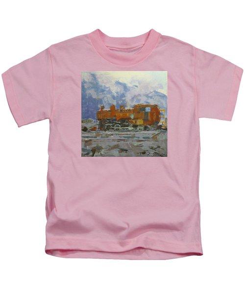 Rusty Loco Kids T-Shirt