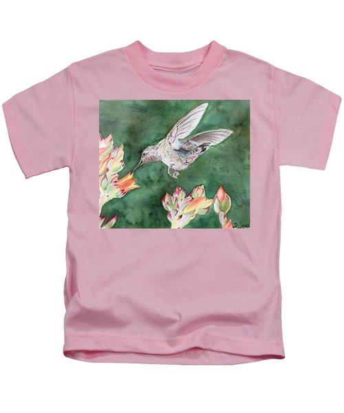 Saki's Visit Kids T-Shirt