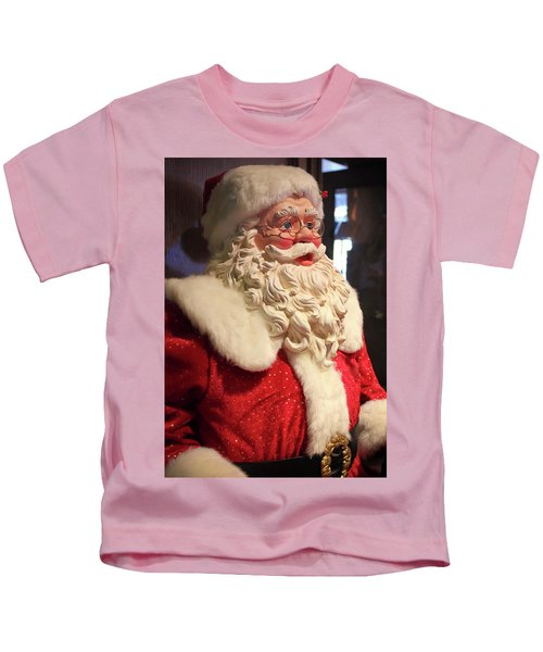 Santa Claus Kids T-Shirt