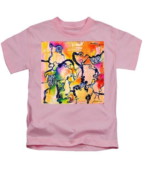 Schlieren Chiarascuro Kids T-Shirt