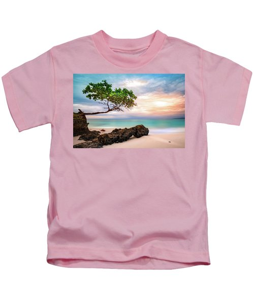 Seagrape Tree Kids T-Shirt
