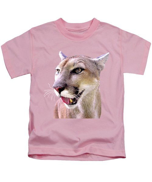 Seeing But Not Looking Kids T-Shirt by Sabrina Wheeler