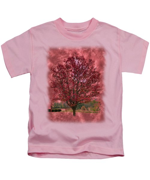 Seeing Red 2 Kids T-Shirt
