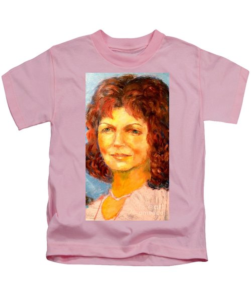 Selfportrait 2018 Kids T-Shirt