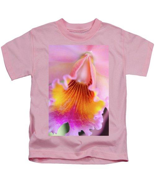 Sensual Floral Kids T-Shirt