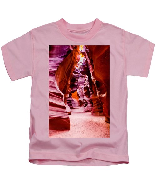Serene Light Kids T-Shirt