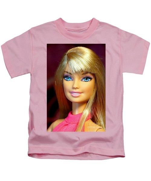 Shades Of Blonde Kids T-Shirt