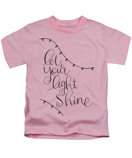 Shine Kids T-Shirt