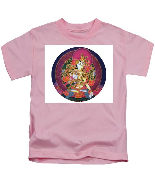 Shiva Shakti Yin And Yang Kids T-Shirt