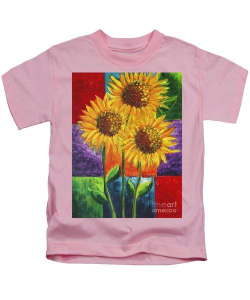 Sonflowers I Kids T-Shirt