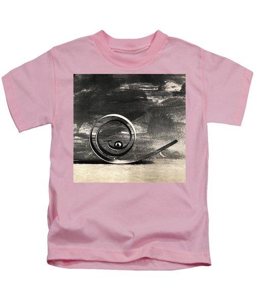 Spiral And Ball Kids T-Shirt